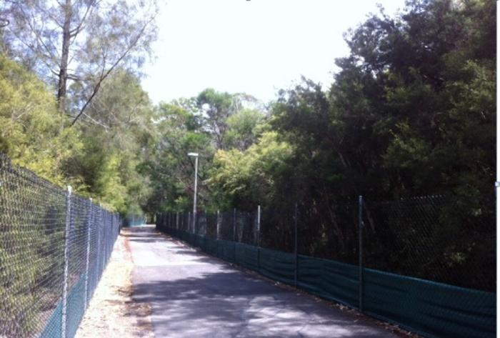 Beverly Grove Pathway