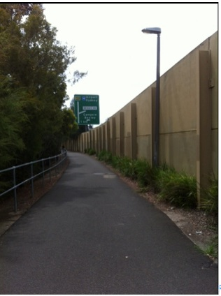 Linear Parkpark to Kingsgrove Rd