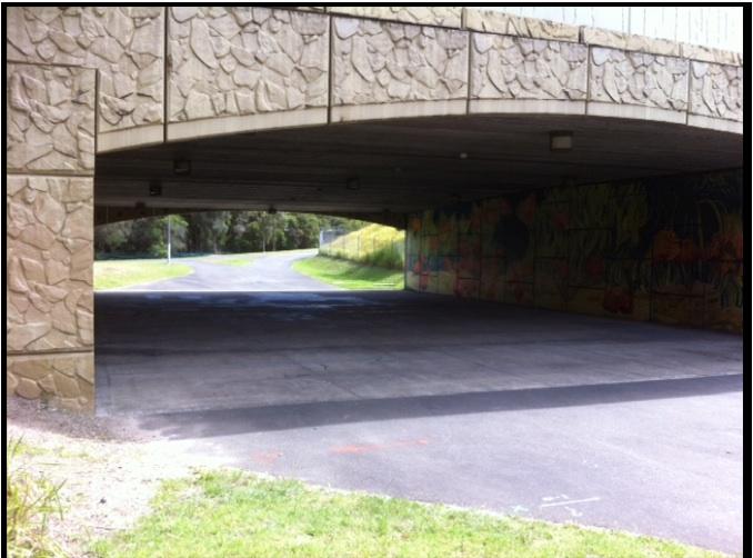 Tunnel Underpass